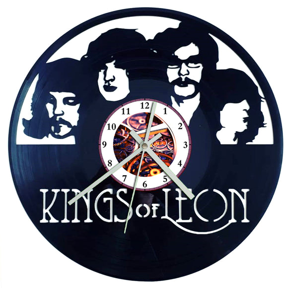 Kings of Leon Clock