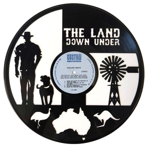 Land Down Under Art