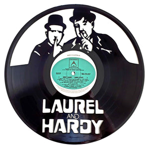 Laurel & Hardy Art