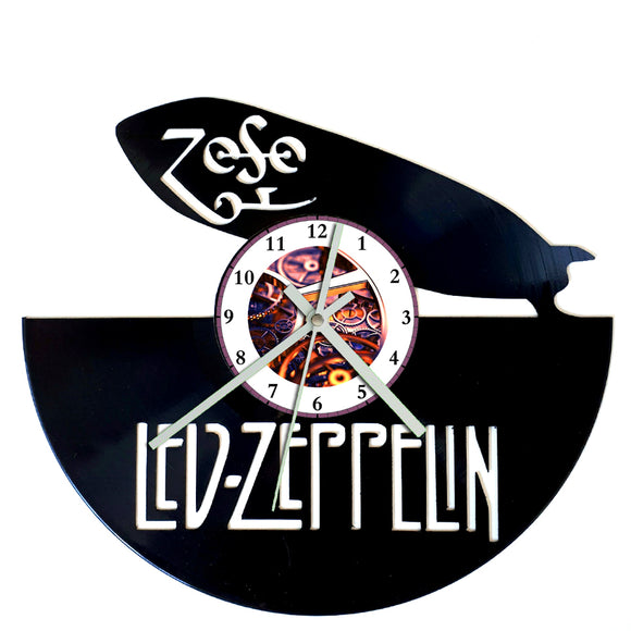 Led Zeppelin Clock