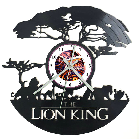 Lion King (1) Clock