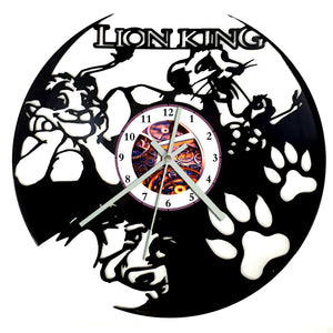 Lion King (2) Clock