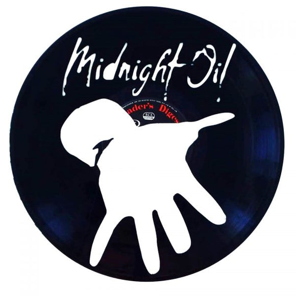 Midnight Oil Art