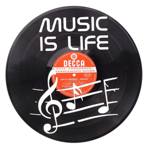 Music is Life Art