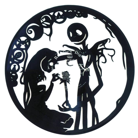 Nightmare Before Christmas Art