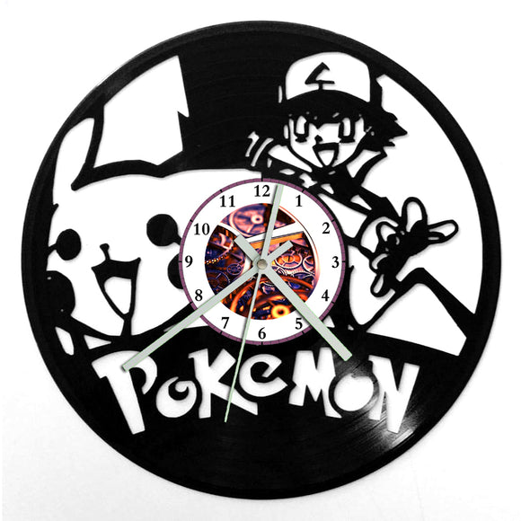 Pokemon Clock