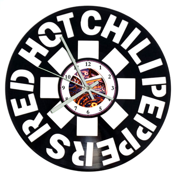 Red Hot Chili Peppers Clock