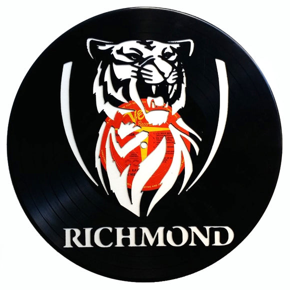 AFL Richmond Tigers FC Art