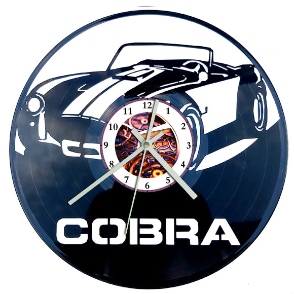 Shelby Cobra Clock