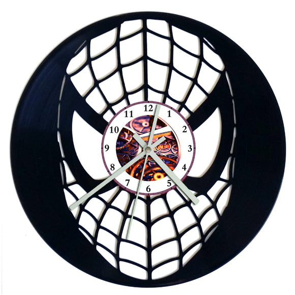 Spiderman Clock