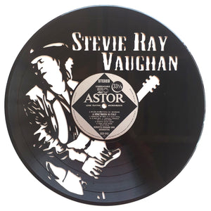 Stevie Ray Vaughan Art