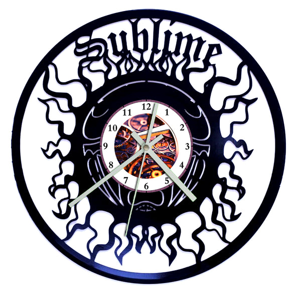 Sublime Clock