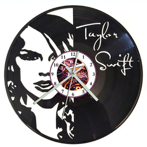 Taylor Swift Clock