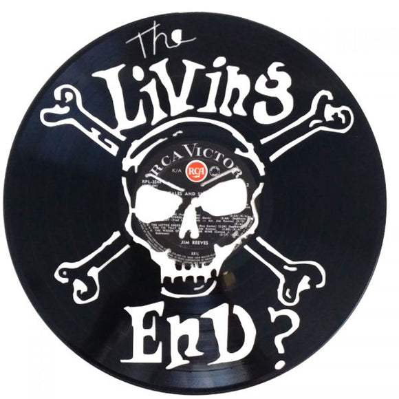 The Living End Art