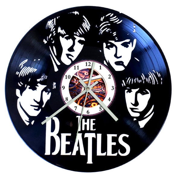 The Beatles Clock