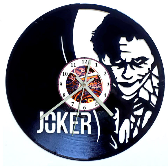 The Joker Clock