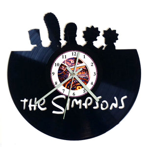 The Simpsons Clock