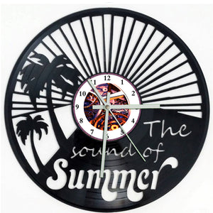 The Sound of Summer Clock