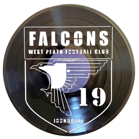West Perth Falcons Art