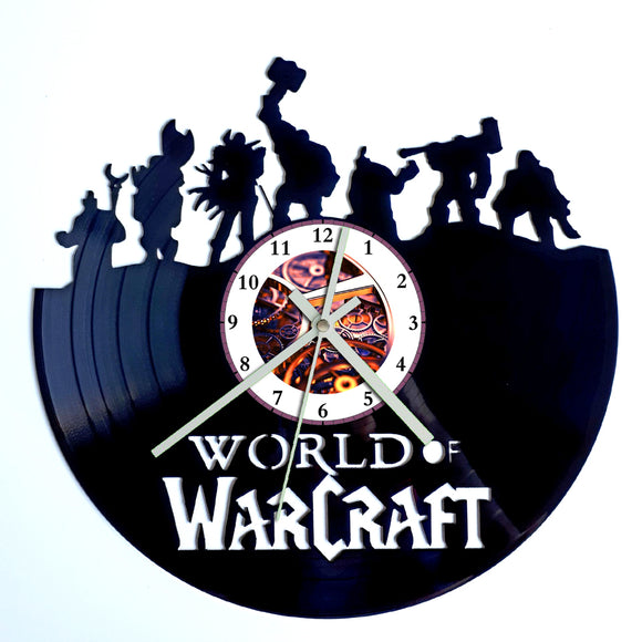 World of Warcraft Clock