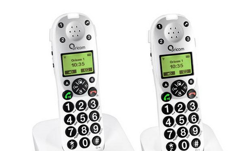 PRO610-2 Amplified Digital Cordless Phone