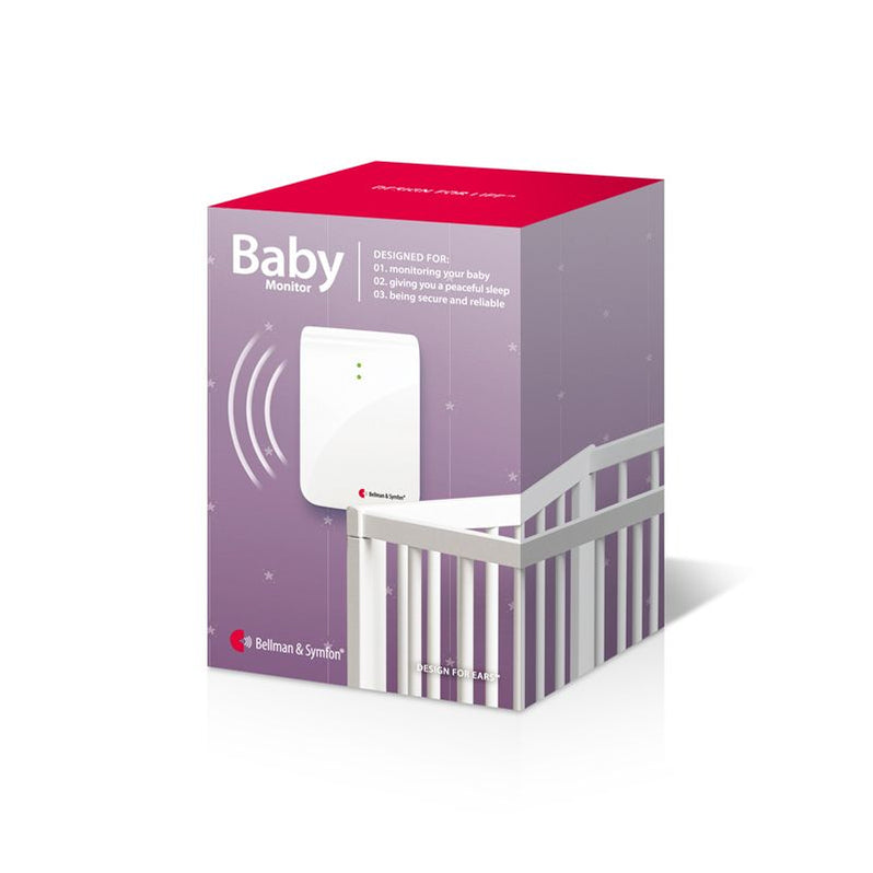 Bellman Visit Baby Cry Monitor