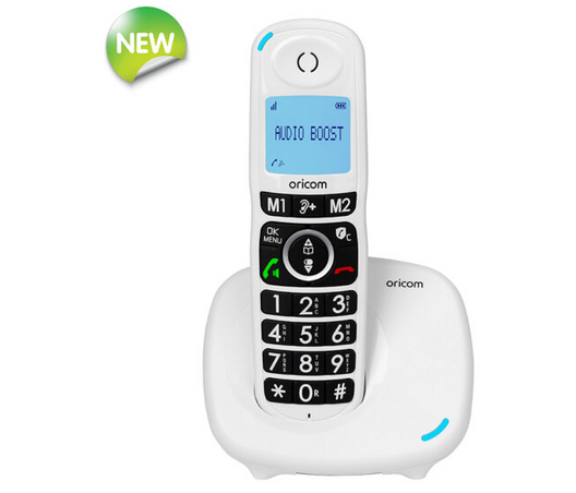 CARE620 DECT Cordless Amplified Phone with Instant Call Blocking