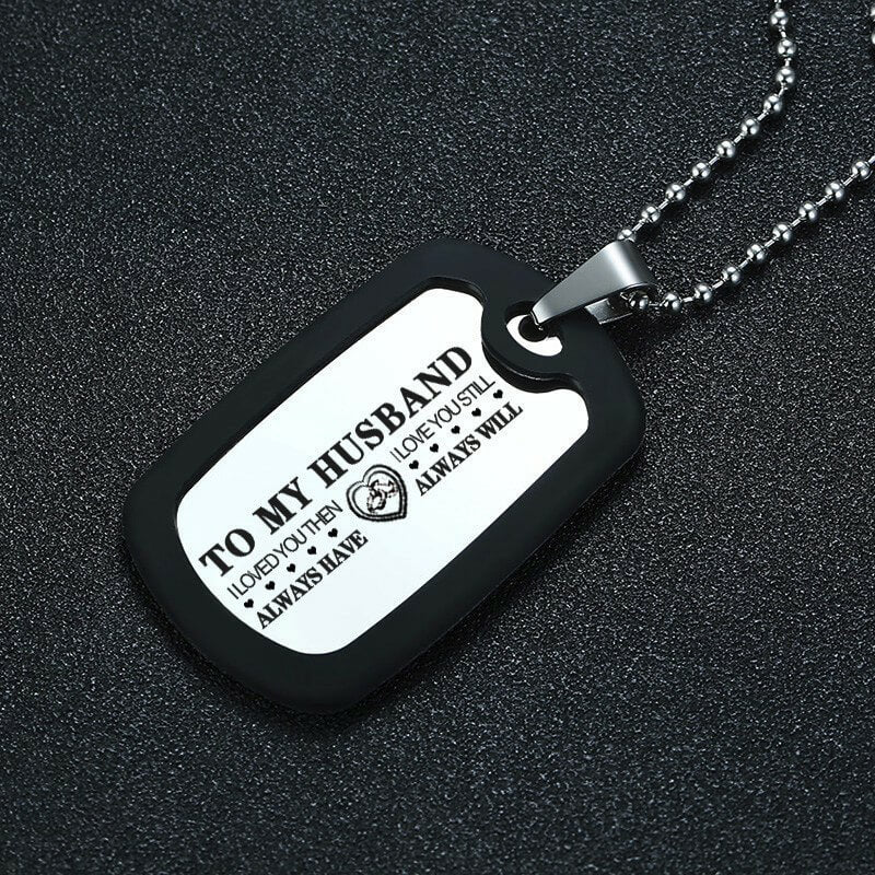 Personalized ID Dog Tags