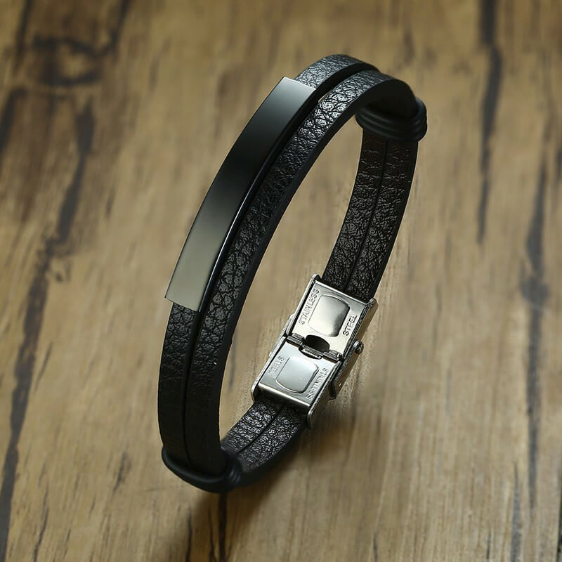 Personalized Bracelets For Men Women
