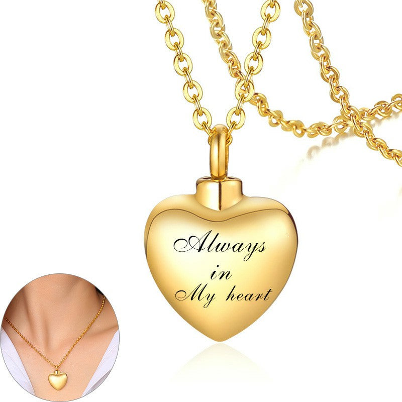 Urn Necklaces Keepsake Ash Cremation Jewelry