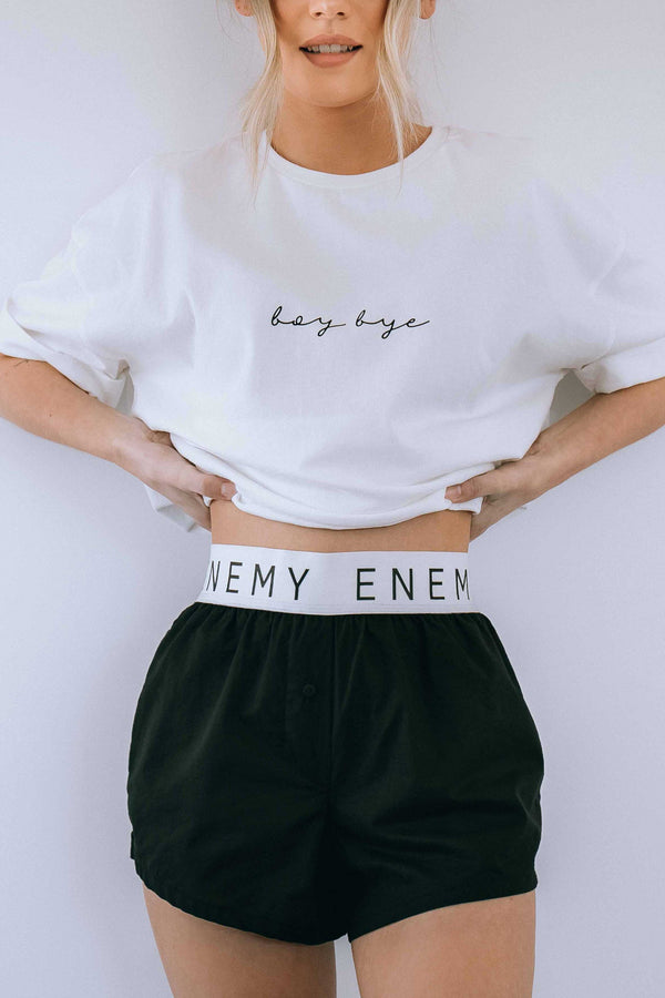 ENEMY MILK SHORTS