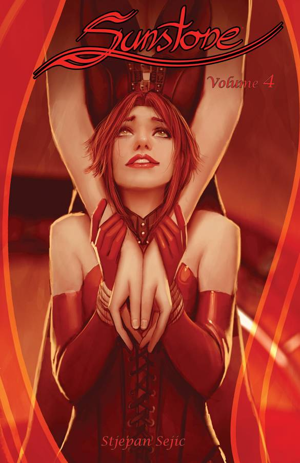 SUNSTONE OGN VOL 04