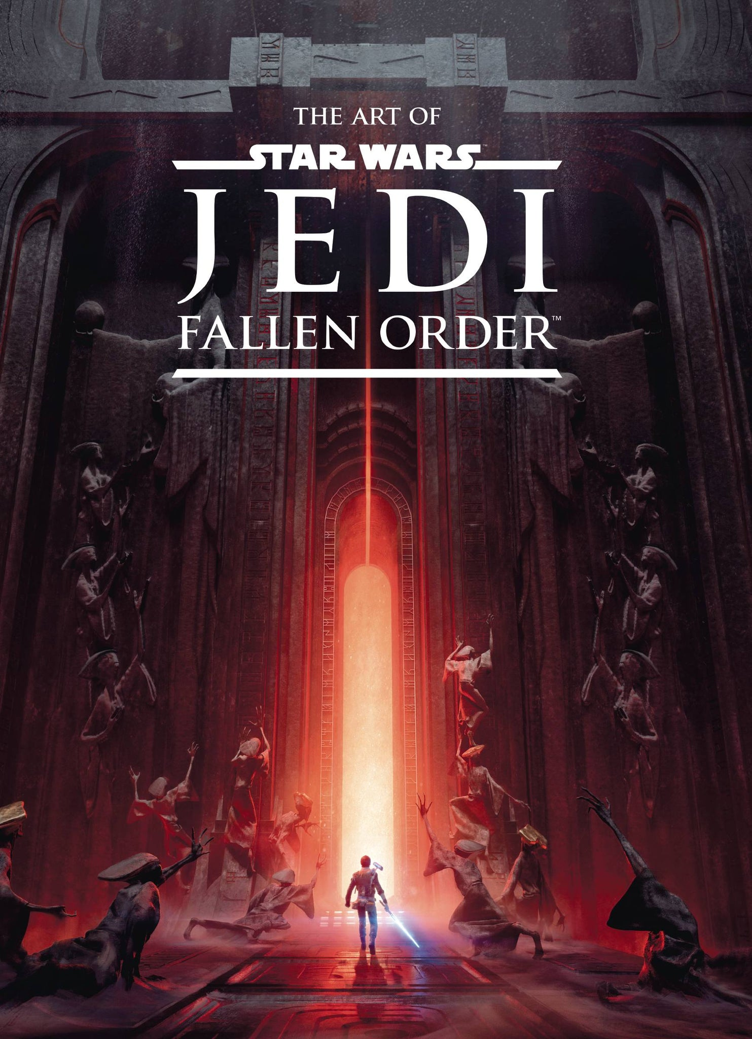 ART OF STAR WARS JEDI FALLEN ORDER HC
