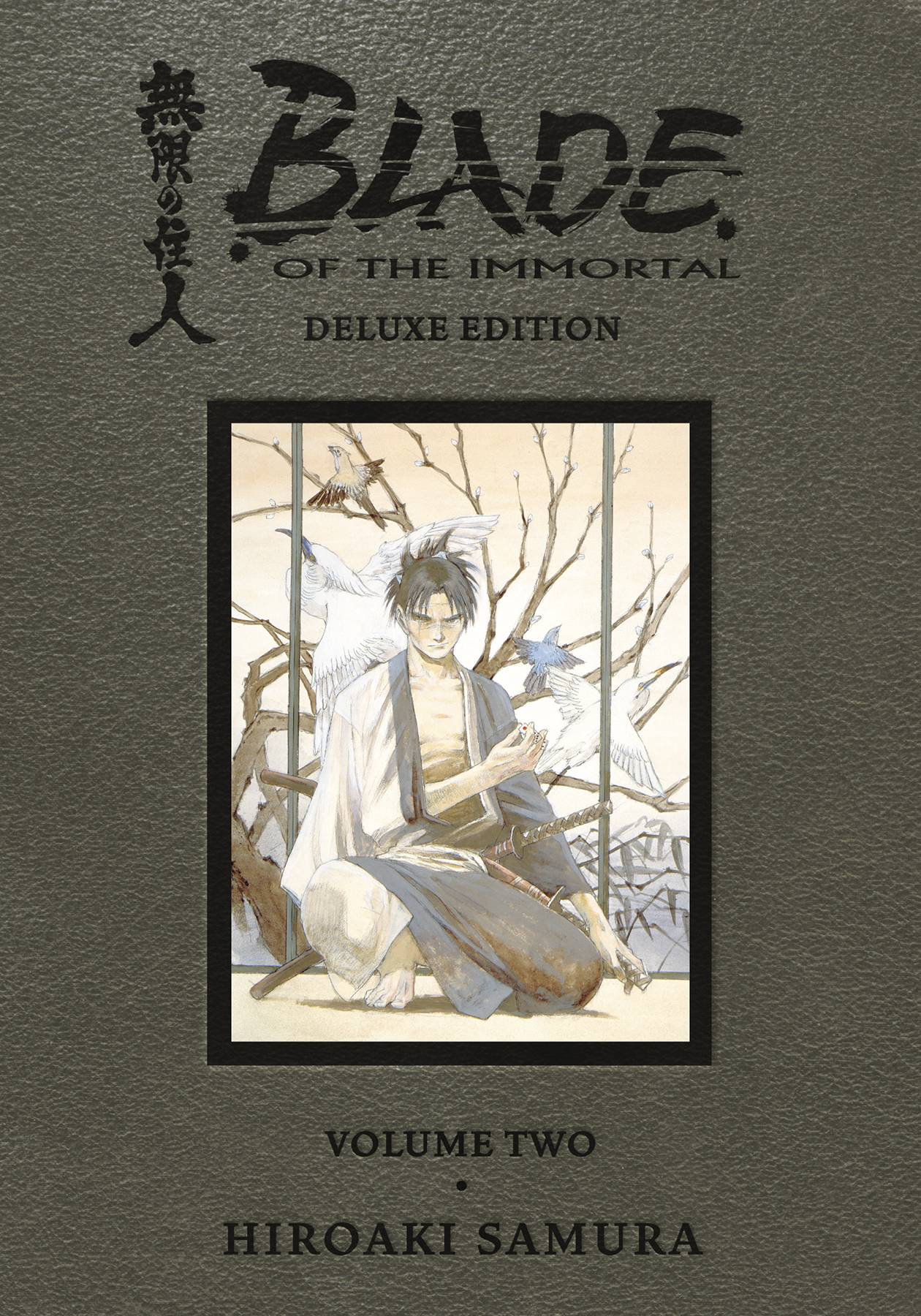 BLADE OF IMMORTAL DLX ED HC VOL 02