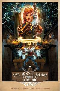 JEKYLL ISLAND CHRONICLES GN