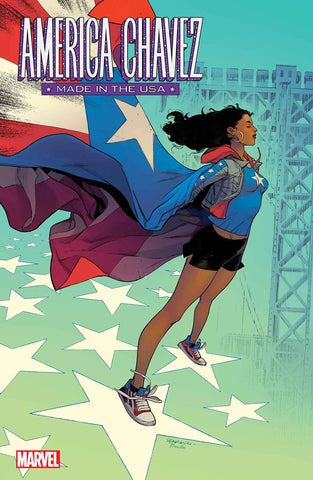 AMERICA CHAVEZ MADE IN USA #2 (OF 5)