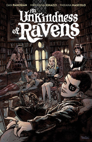 AN UNKINDNESS OF RAVENS TP