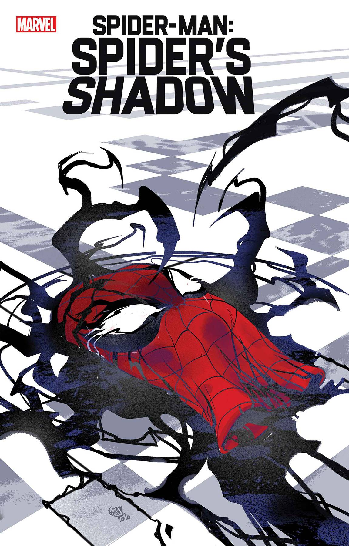 SPIDER-MAN SPIDERS SHADOW #1 (OF 4) FERRY VAR