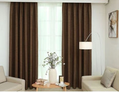 Blackout linen curtains | discover curtain