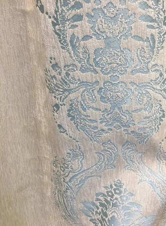 Taylor. H Chenille European Style Blackout and Sheer Curtain - Curtains Online - Discover-curtains