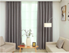 Modern Manhattan Linen Blackout Curtains - Gray - Curtains Online - Discover-curtains