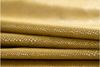 Brittany Luxury Sparkly Blackout Velvet Curtains - Yellow - Curtains Online - Discover-curtains
