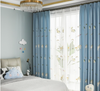 Rémy Unicorn Embroidered Curtains for Kids Bedroom - Curtains Online - Discover-curtains