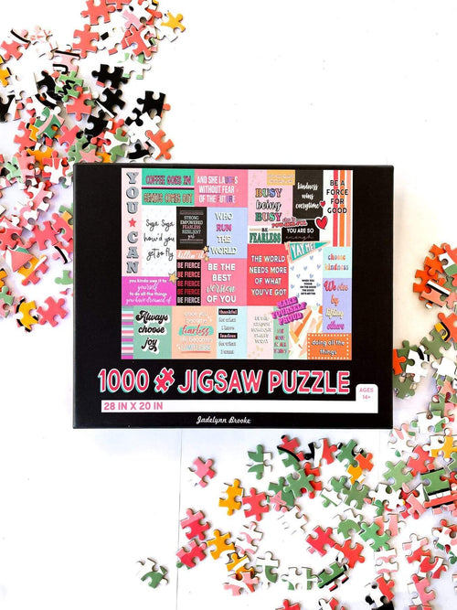 Busy Being Busy Puzzle Jadelynn Brooke Puzzle