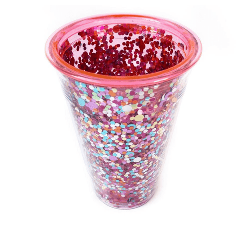 Drink Up Confetti Cup Packed Party Cup
