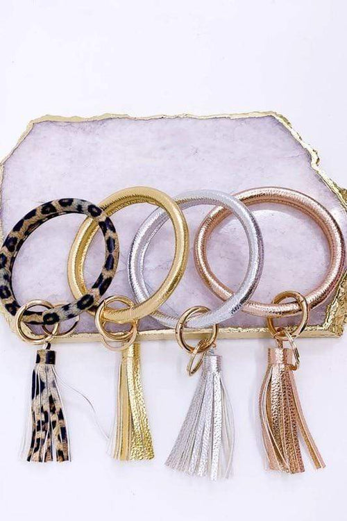 Bangle Key Ring vendor-unknown Gold