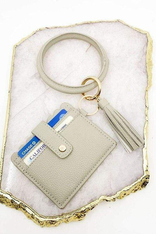Key Chain Bracelet ID Wallet vendor-unknown
