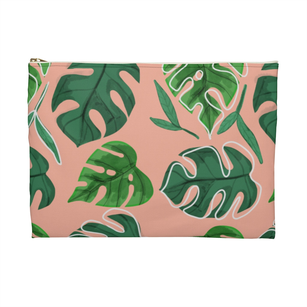 Planner Pouch - Leaves