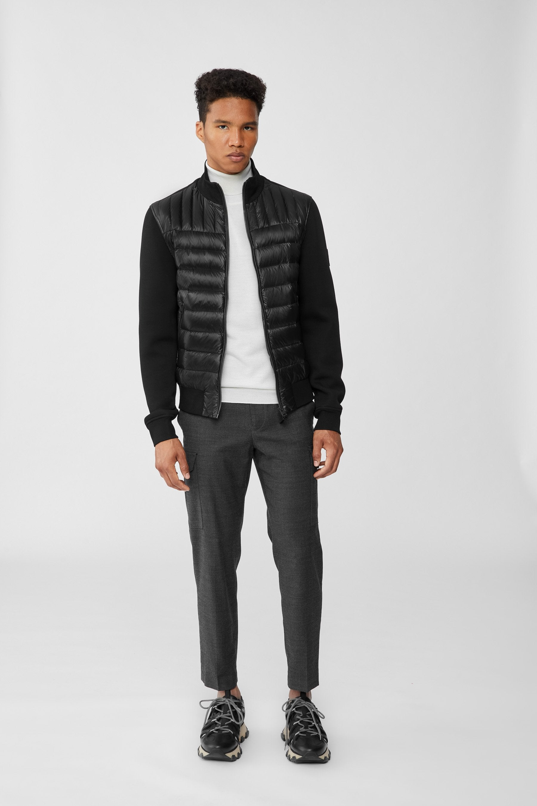 Mackage Collin Men's Lightweight Down Bomber