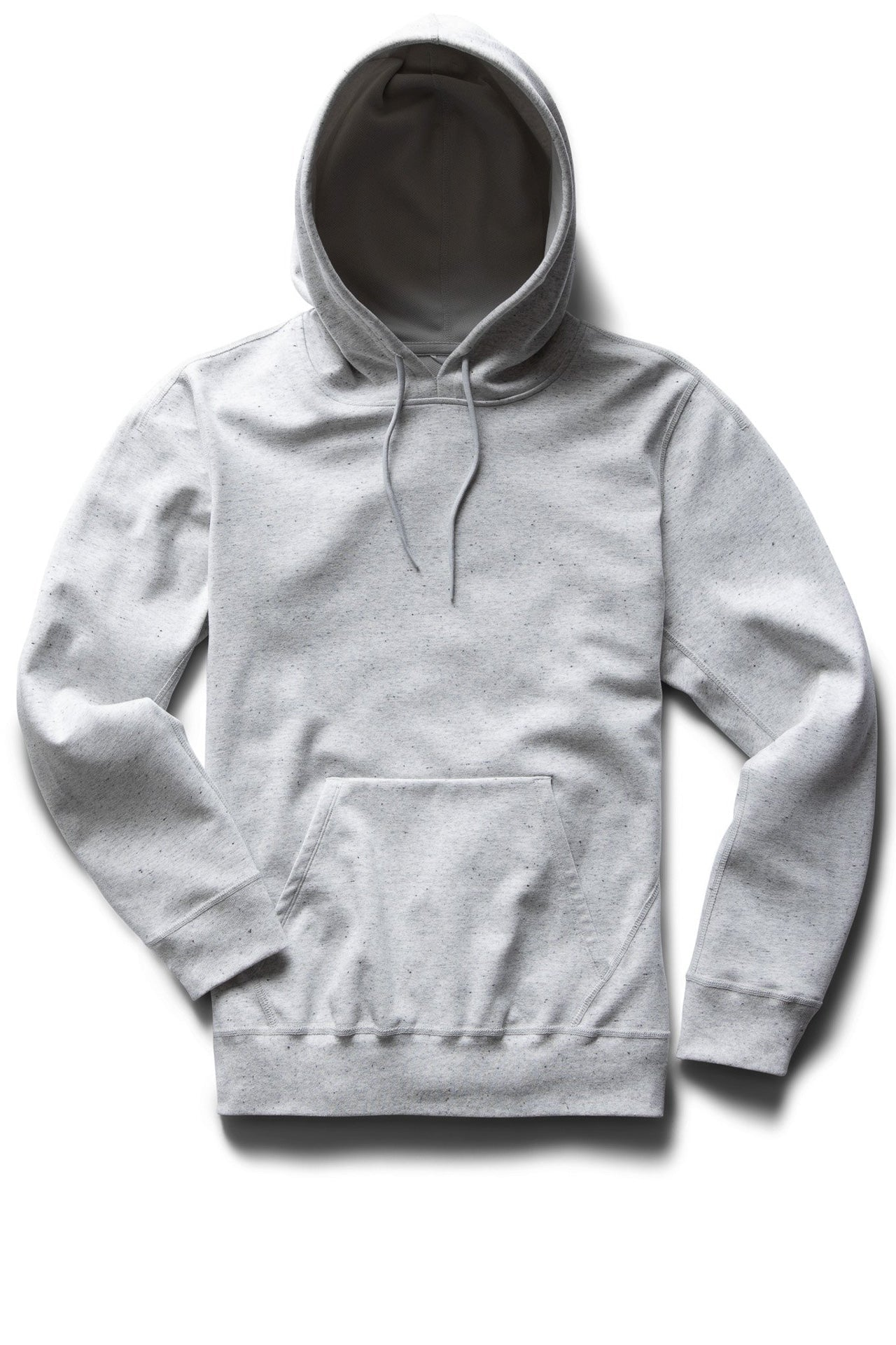 Reigning Champ Bonded Jersey Pullover Hoodie